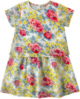 Cath Kidston Sketched Rose Layer Dress