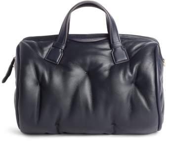 Anya Hindmarch Chubby Barrel Nappa Leather Satchel