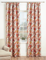 Marks and Spencer Bright Floral Pencil Pleat Curtains