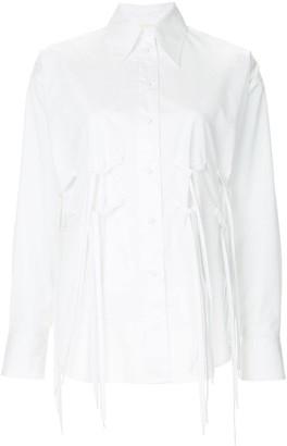 Ports 1961 Tie Laces Detail Shirt