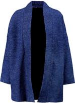 Maje Metallic knitted cardigan