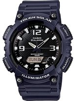Casio Men's AQS810W-2A2V Tough Solar Power Analog Watch