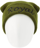 "Charlotte Russe """"Royal"""" Beanie"