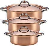 Ruffoni Symphonia Cupra Covered Copper Braiser