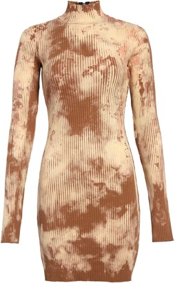 Cotton Citizen The Ibiza Tie Dye Long Sleeve Dress