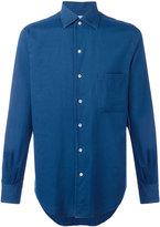 Loro Piana plain shirt - men - Cotton - XS