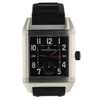 Jaeger-LeCoultre Jaeger Lecoultre Reverso Black Steel Watches