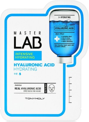 Tony Moly TONYMOLY Master Lab Hyaluronic Acid Sheet Mask (19g)