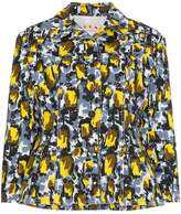 Marni Floral Fitted Jacket