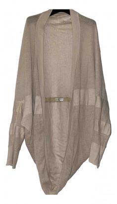Tsumori Chisato Beige Linen Knitwear