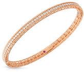 Roberto Coin Symphony Diamond Princess Bangle Bracelet- 0.61TCW