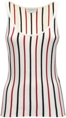 Gabriela Hearst Lvr Sustainable Virgin Wool Knit Top