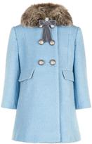 Monsoon Bella Boucle Coat