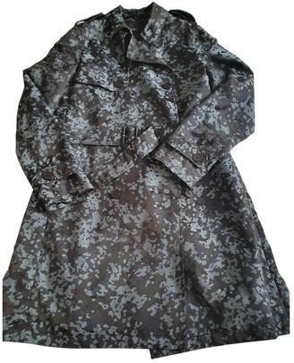 Joseph Navy Coat for Women