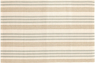 Dash & Albert Olive Branch Handwoven Rug - Bronze/Natural 2'x3'