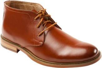 Deer Stags Men's Classic Lace-Up Chukka Boots -Seattle
