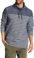 Tommy Bahama French Terry Funnel Neck Sweater
