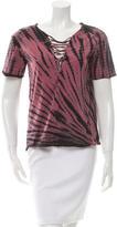 Maje Tie-Dye T-Shirt
