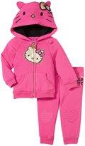 Hello Kitty 3D Active Wear Set (Baby) - Fushsia Purple-18-24M