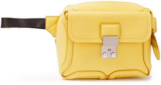 3.1 Phillip Lim Pashli Textured-leather Belt Bag