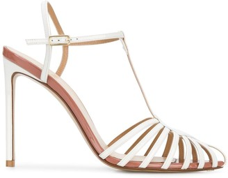 Francesco Russo Strappy 120mm Sandals