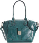 Style&Co. Style & Co. Twistlock Satchel, Only at Macy's