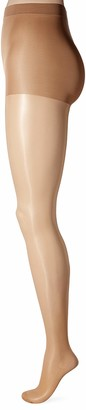 Secret Silky Women's Sheer Lux Glossy Control Top Pantyhose 1 Pair