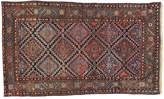 One Kings Lane Vintage Antique Persian Hamadan Rug - 3'8x6'2