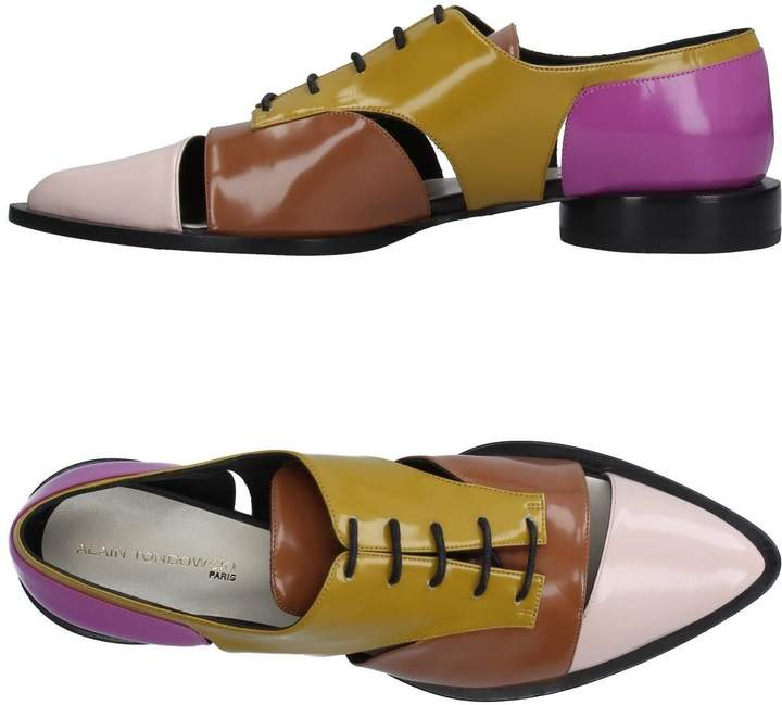 Alain Tondowski Lace-up shoes - Item 11226851