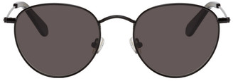 Han Kjobenhavn Black Cloud Sunglasses