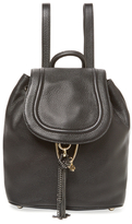 Diane von Furstenberg Love Power Leather Backpack