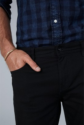 Country Road Skinny Stay Black Jean