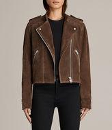 Allsaints Harnett Biker Jacket