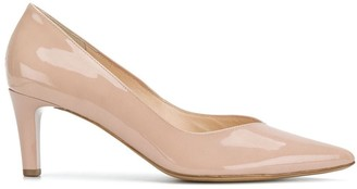 Högl pointed heeled pumps