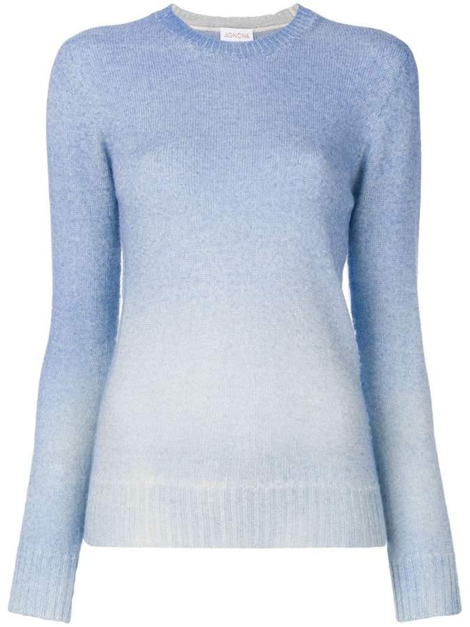 Agnona (アニオナ) - Agnona グラデーション セーター
