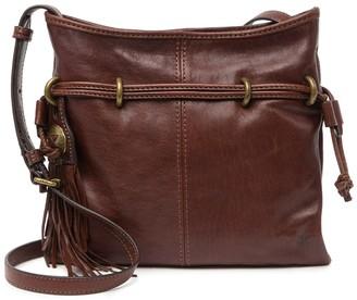 Frye Sacha Leather Mini Crossbody Bag