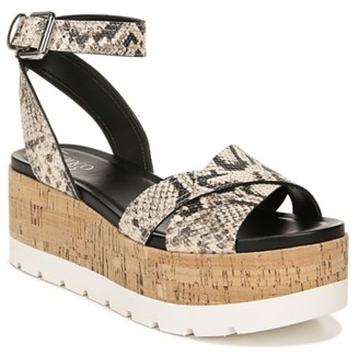 Franco Sarto Fae Platform Sandal