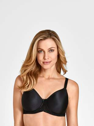 Miss Mary Of Sweden Cooling Moulded Underwired Bra With Lace Back