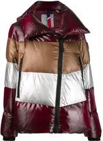 Rossignol padded panelled jacket