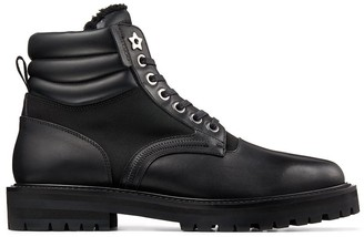 Jimmy Choo ankle-length Odin boots