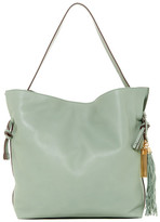 Vince Camuto Linny Leather Hobo