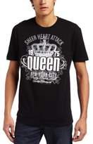 Bravado Men's Queen Sheer Heart Attack Men's T-Shirt