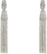 Oscar de la Renta Classic Long Chain Tassel Earring Earring