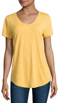 A.N.A a.n.a Short Sleeve V Neck T-Shirt