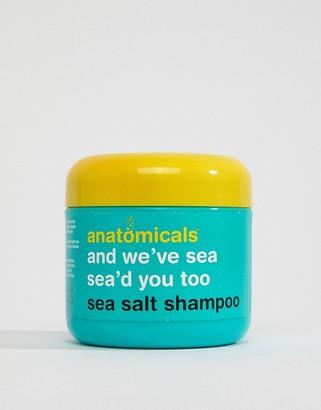 Anatomicals And We've Sea Sea'd You Too Sea Salt Shampoo