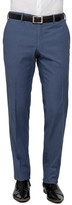 Canali Textured Plain Trouser