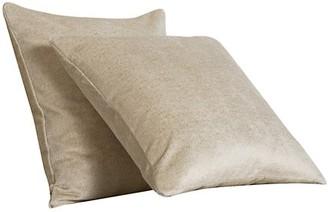 Frette Lux Shimmer Velvet Decorative Cushion