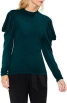 Vince Camuto Women's Drape Shoulder Sweater