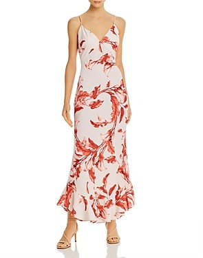 Keepsake Pretty One Botanical Gown