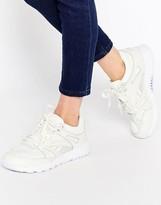 Reebok White Ventilator Gallery 11 Sneaker